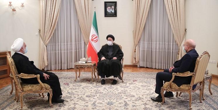 برگزاری جلسه سران سه قوه به میزبانی رئیسجمهور