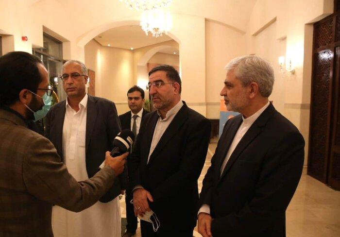 تقویت همکاریهای ایران و پاکستان به نفع منطقه است