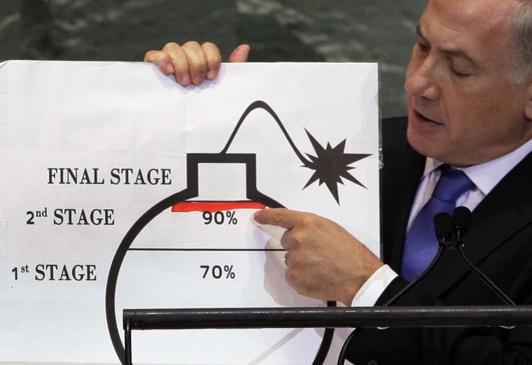 خط و نشان پوشالی اسرائیل برای ایران