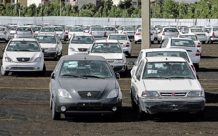 قیمت خودرو در بازار کاهش یافت