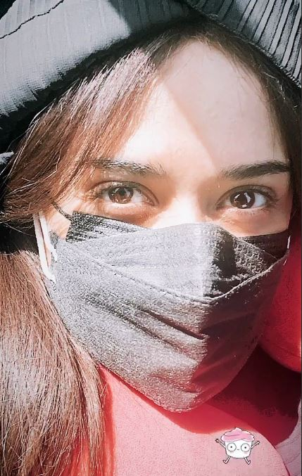 سلفی جدید بازیگر زن شهرزاد+ عکس