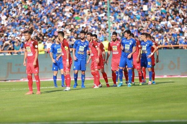 پرسپولیس و استقلال در نیمه نهایی جام حذفی