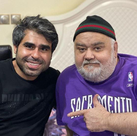 امیر نوری و اکبر عبدی
