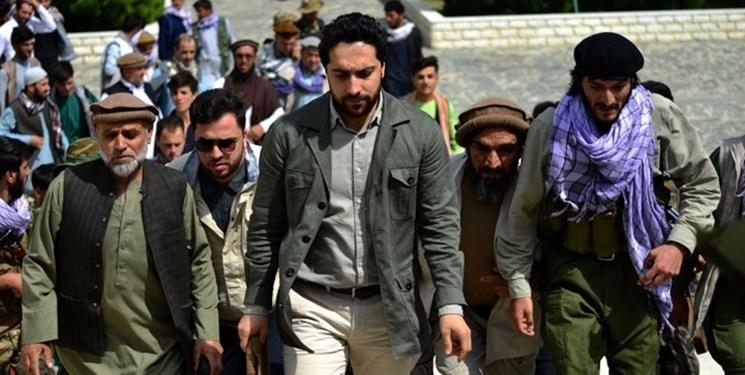 شایعه خروج احمد مسعود از افغانستان تکذیب شد