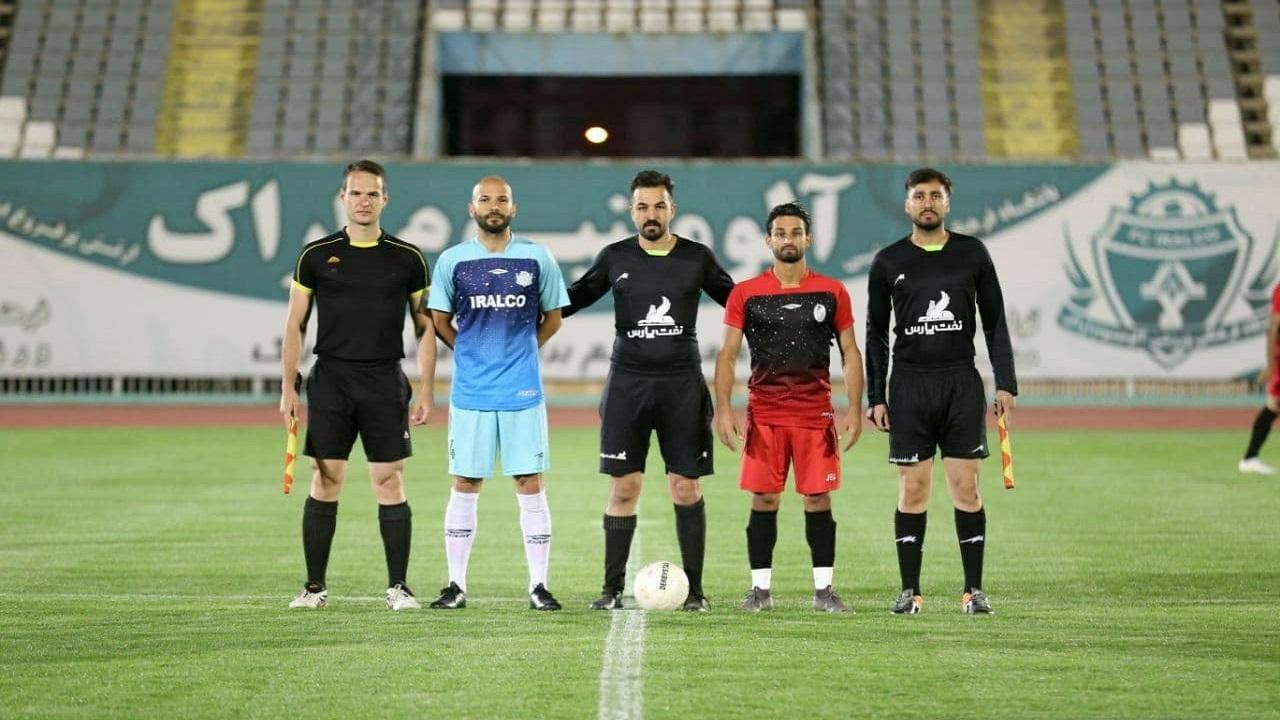 برنامه آلومینیوم اراک قبل از آغاز لیگ برتر