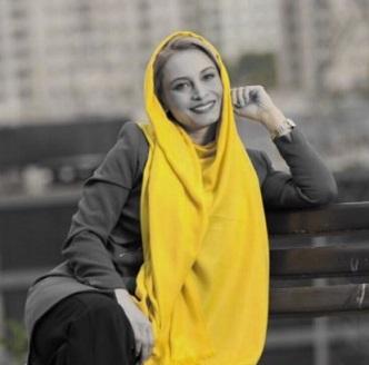 حال این روزهای مریم کاویانی /عکس