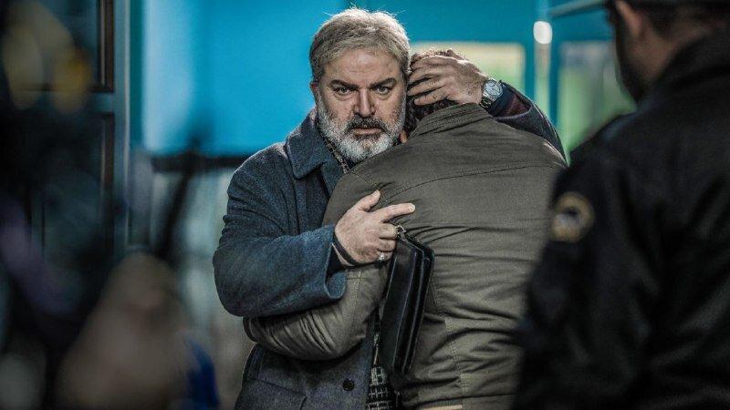 راز سانسور شده سیروس و اعظم در سریال «افرا» فاش شد