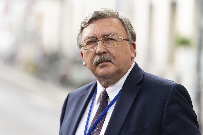 واکنش اولیانوف به نتایج سفر گروسی به تهران