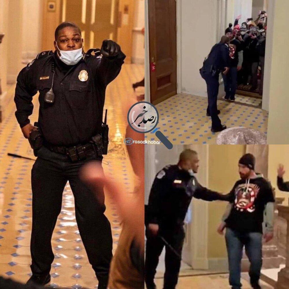 پلیس آمریکایی