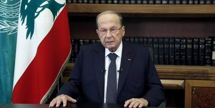 واکنش میشل عون به حوادث بیروت