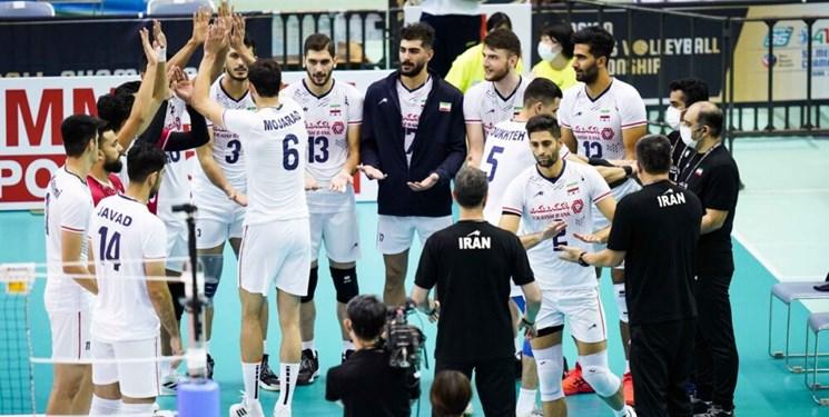 تیم ملی ایران در جهان حریفان خود را شناخت