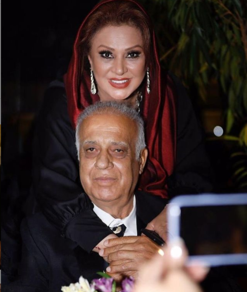 نسرین مقانلو ، بیوگرافی نسرین مقانلو + عکس در کنار پدرش