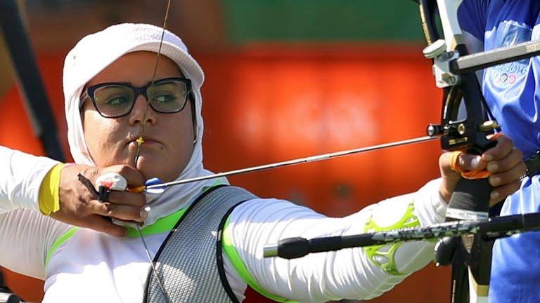 پارالمپیک ۲۰۲۰  صعود زهرا نعمتی به یک چهارم نهایی پاراتیر و کمان