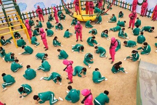 رکورد فیلم «بازی مرکب» در نتفلیکس