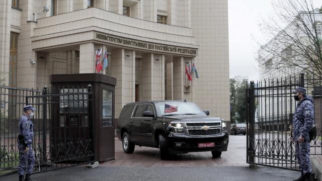 سفیر آمریکا در روسیه احضار شد