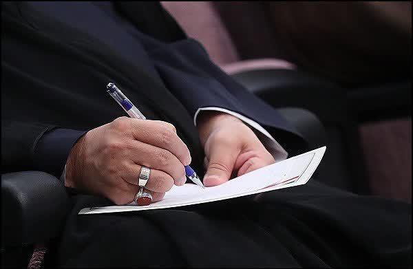 انگشترهای رئیس جمهور