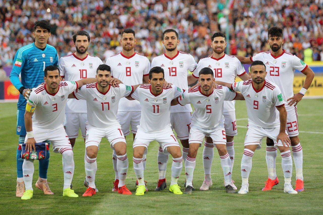 پخش زنده/ تیم ملی فوتبال ایران 1 - عراق 0
