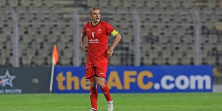 آمار بازی های سید جلال حسینی در لیگ قهرمانان آسیا