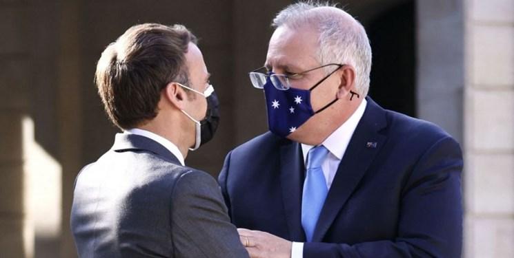 واکنش نخستوزیر استرالیا به مواضع تند فرانسه