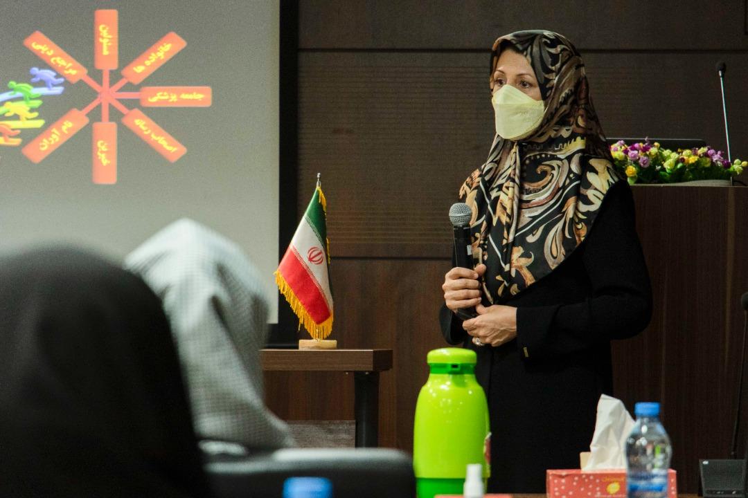قدردانی انجمن اهدای عضو ایرانیان از عوامل سریال «زندگی زیباست»