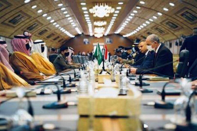 قرار داد امنیتی بین عراق و عربستان سعودی جنجالی شد