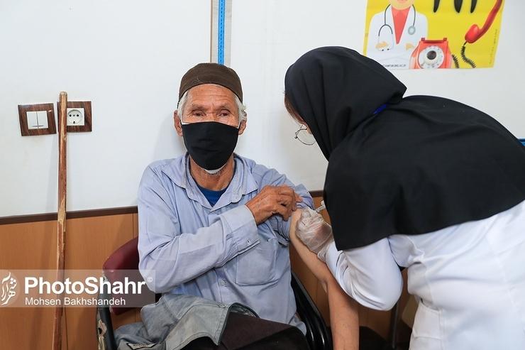 اتباع خارجی در ایران چگونه واکسن کرونا بزنند؟