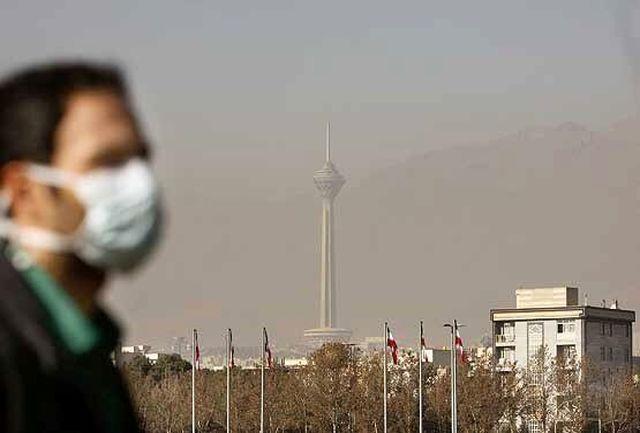 دورکاری کارمندان در تهران فروردین 1400