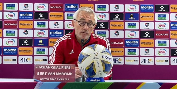 اعتراف سرمربی تیم ملی امارات به قدرت ایران