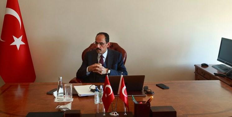اظهارات جدید مشاور ارشد اردوغان درباره ایران
