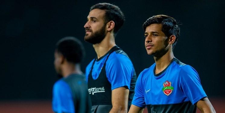 دعوت شدن دو بازیکن ایرانی شباب الاهلی به اردوی تیم ملی