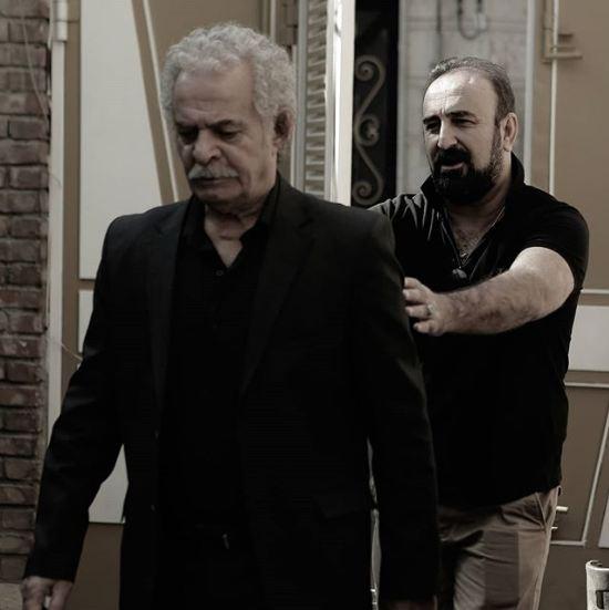 مهران احمدی- سیروس گرجستانی