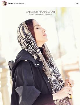 اعترافی شوکه کننده درباره بهاره کیان افشار / عکس