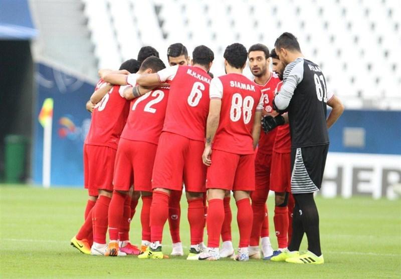 ساعت و تاریخ بازی پرسپولیس و النصر عربستان در نیمه نهایی لیگ قهرمانان 2020 آسیا