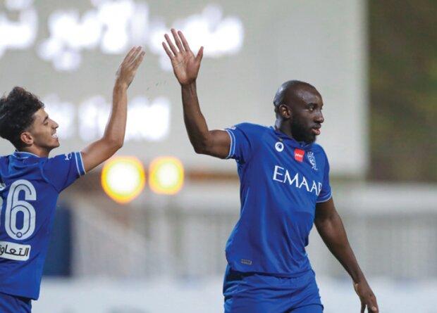 رجز موسی مارگا مهاجم الهلال قبل از بازی با پرسپولیس؛ قهرمانی آسیا را می خواهیم