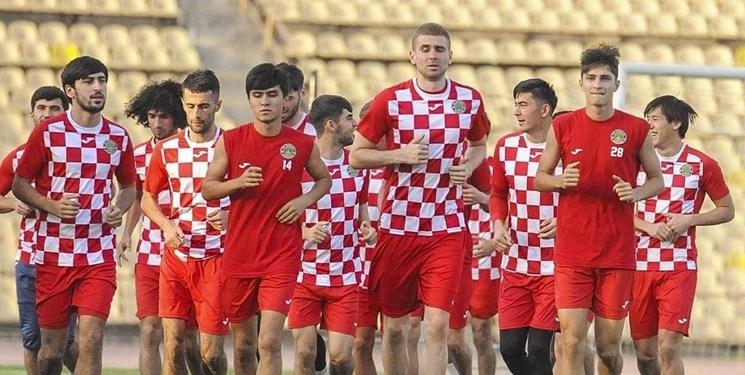ترکیب استقلال تاجیکستان مقابل پرسپولیس اعلام شد