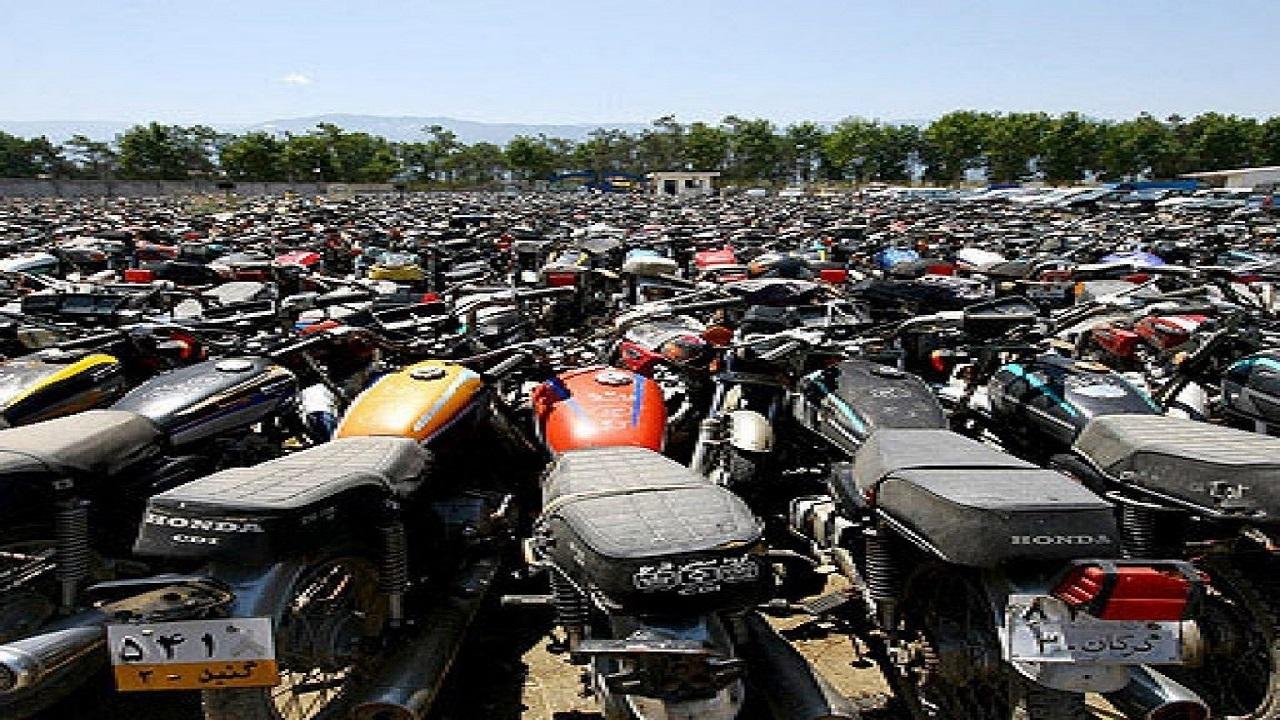 سردار هادیانفر: روزانه ۵ تا ۱۰ موتور رسوبی ترخیص میشود