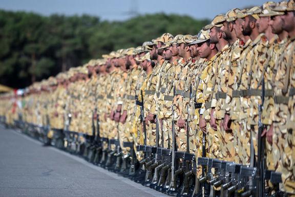 بخشش اضافه خدمت و اعطاء مرخصی تشویقی به سربازان ناجا