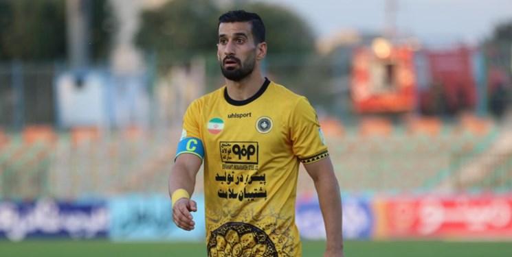 احسان حاج صفی آماده بازی شد