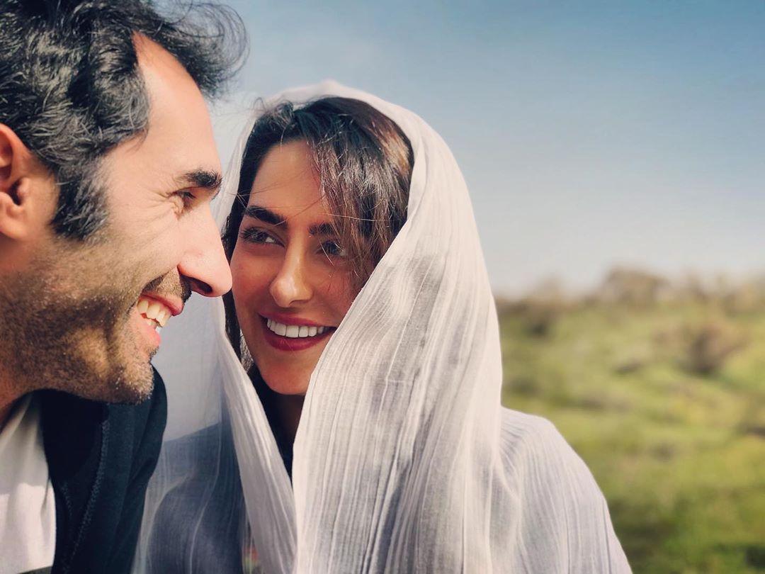 سمانه پاکدل و هادی کاظمی