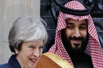 صادرات سلاح انگلیس به عربستان/تجاوزبه یمن وترورخاشقجی نیزمانع نشد