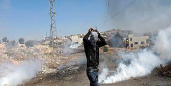 حمله شهرک نشینان صهیونیست به خانههای فلسطینیان