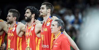 تمدید قرارداد سرمربی تیم ملی بسکتبال اسپانیا تا المپیک ۲۰۲۴