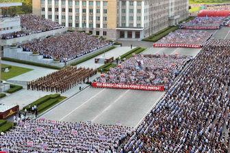 داوطلبان دختر و پسر کرهای آماده برای جنگ با ترامپ