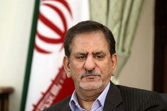 جهانگیری: دشمنان می خواهند ناامنی را به داخل ایران بکشانند