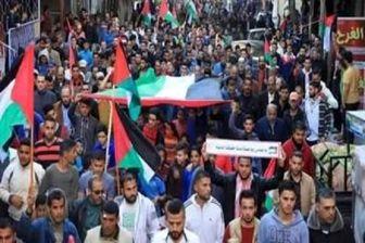 ادامه راهپیمایی بازگشت فلسطینیها تا سالروز نکبت