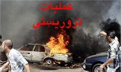 محل ترور شهید مصطفی احمدی روشن