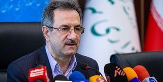 سیر کاهشی پذیرش بیماران کرونایی در بیمارستانهای تهران
