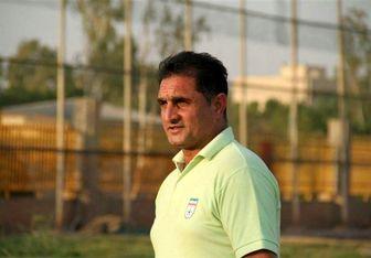 چشم امید مربی سپید رود به بازی با استقلال