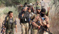 رویارویی ارتش سوریه با یورش تکفیریها در لاذقیه