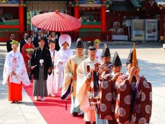 رفتار عجیب ژاپنیها نسبت به ازدواج